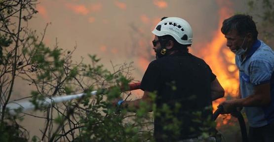 Orman yangınlarından kahreden haber!
