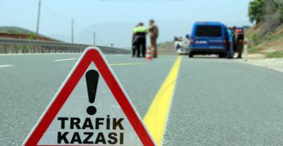 Şanlıurfa'da motosiklet kazası, 1 ölü