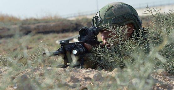 Şanlıurfa sınırında 4 terörist etkisiz hale getirildi