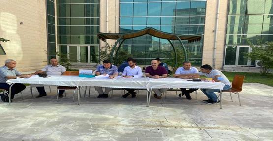 Urfa'da 17 geçici işçi inin kura çekildi