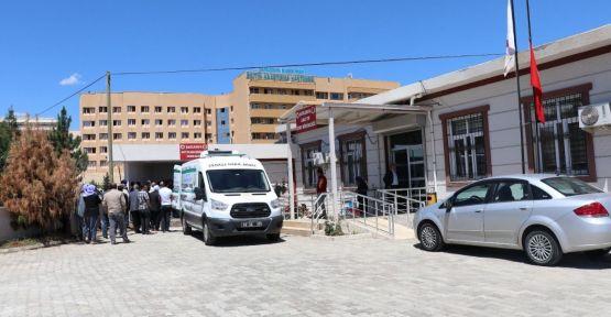 Akçakale'de elektrik akımına kapılan kişi öldü