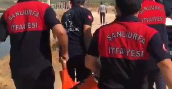 Şanlıurfa'da intihar girişimi!