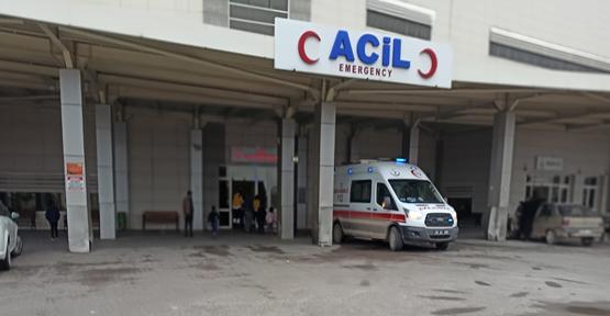 Urfa'da 'yorgun mermi' isabet eden çocuk öldü