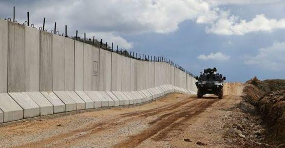 Urfa sınırında saldırı önlendi