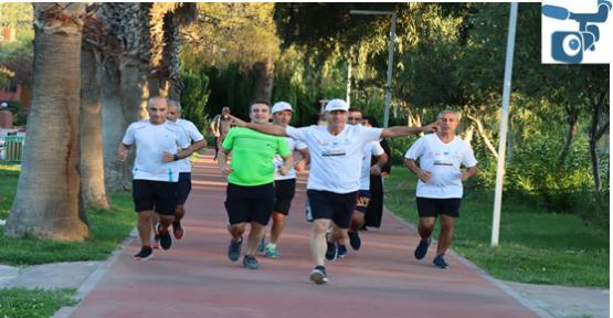 Avrupa Spor Haftası Etkinlikleri Sabah Sporu İle Devam Etti