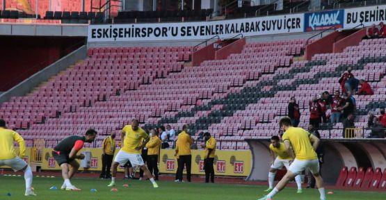 Eskişehirspor- Şanlıurfaspor