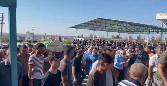 Saç ektirirken hayatını kaybeden Gül Halfeti'de defnedildi