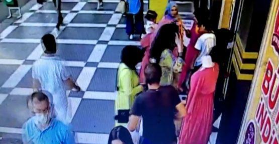 Şanlıurfa'da cansız mankeni çaldılar