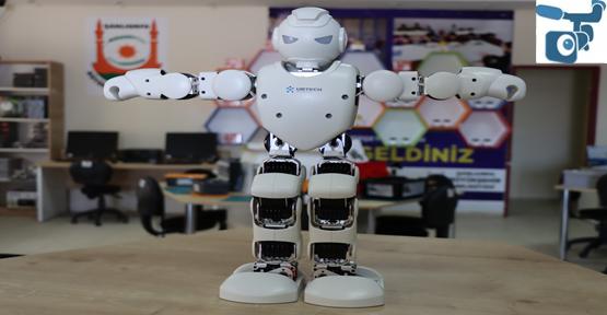 Şanlıurfa'da robotik kodlama atölyesi açıldı