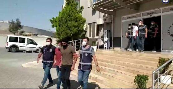 Şanlıurrfa'da change oto operasyonu: 4 Tutuklama