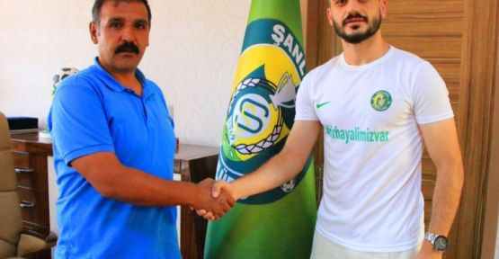 Süper ligden Şanlıurfaspor'a takviye