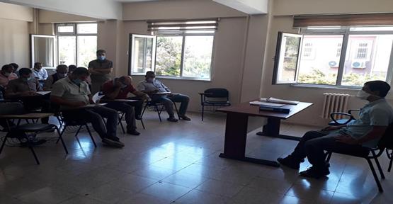 Urfa'da Avcı eğitim kursunu tamamlayanlara sertifikaları verildi