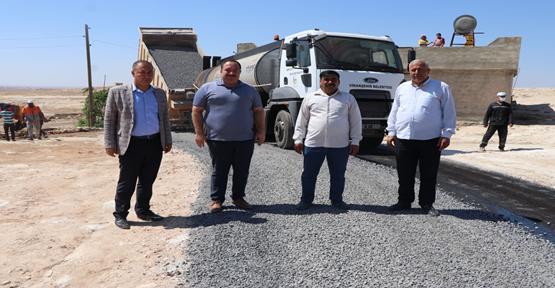 Viranşehir Belediyesinin hizmet seferberliği devam ediyor