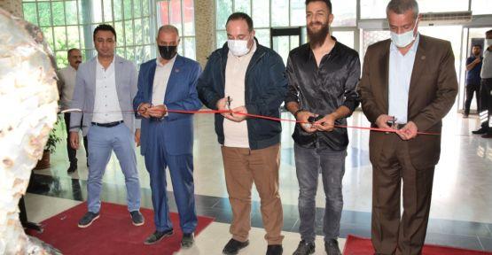 Viranşehir'de 'İlk Heykeltraş' Sergisi