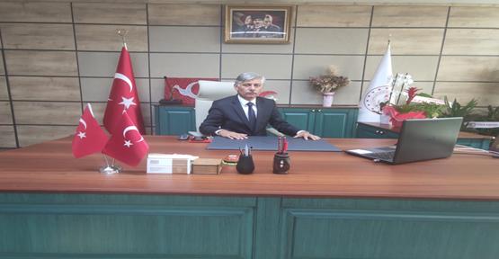 Yeni müdür Urfa'da göreve başladı: İşte ilk mesaj