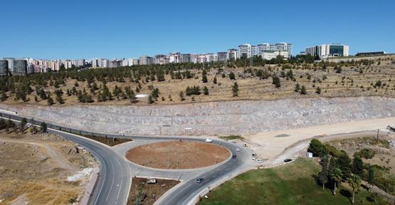 Büyükşehir'in Şelale Projesi Kent Estetiğine Katkı Sunacak
