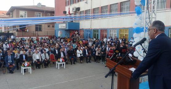 Eyyübiye' Belediyesinden toplu açılış