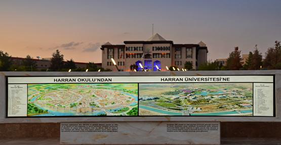 Harran Üniversitesi Tarihsel Mirası, Anlamlı Bir Anıtla Kampüsüne Taşıdı