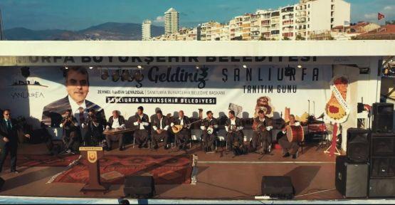 İzmir'de Şanlıurfa Tanıtım Günleri