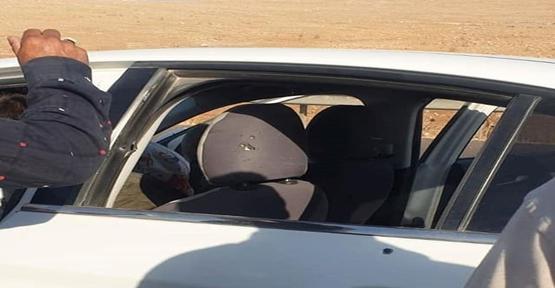 Şanlıurfa'da otomobil silahlı saldırı baba öldü, oğlu yaralandı