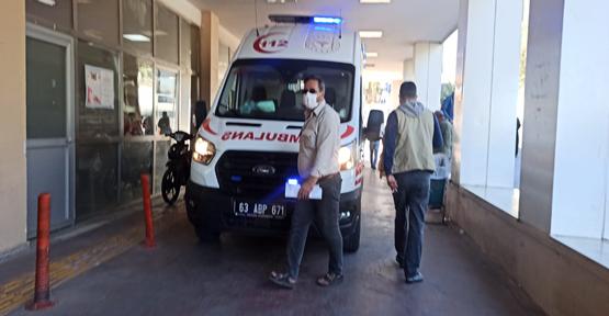 Şanlıurfa'da silahlı kavga, 5 yaralı