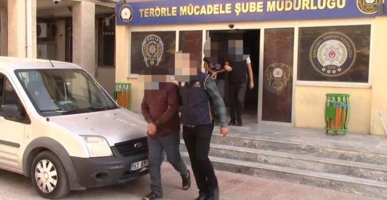 Şanlıurfa'da terör operasyonu, 2 tutuklama
