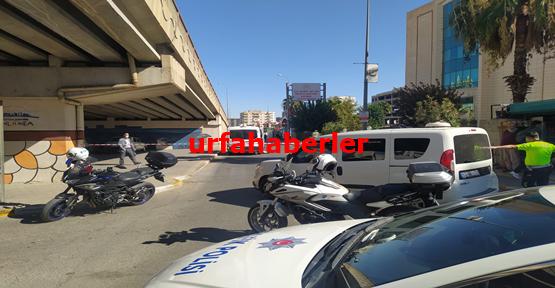 Urfa'da şüpheli paket paniği