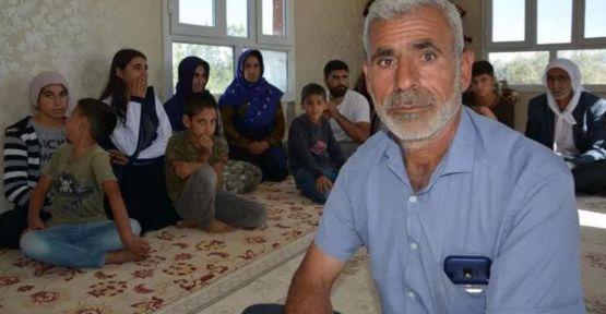 Urfa'da 160 kişi köyünü terk etmek zorunda kaldı