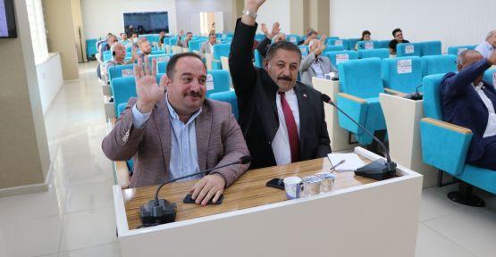 Viranşehir'in İmar Sorunu Büyükşehir Meclisi'nden Geçti