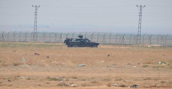 Akçakale Gümrük Kapısından Suriye Raporu