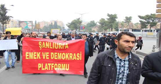 BDP'den Utanç  duvarı eylemi