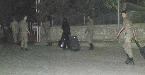 Ceylanpınar'da silah sesleri başladı