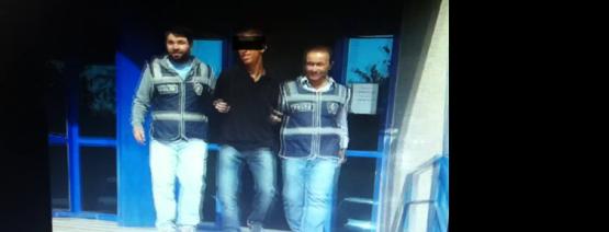 Cezaevi firarı hırsız yakalandı