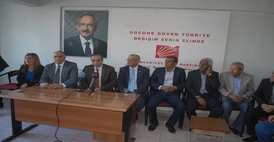 CHP il başkanlığına Karakeçili getirildi