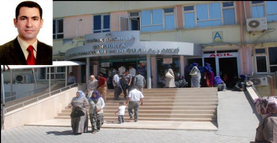 Doğum Hastanesinin Yeni Başhekimi Görevine Başladı