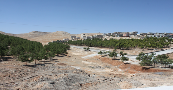 En Büyük Parkı Osmanlı'ya Yapılıyor