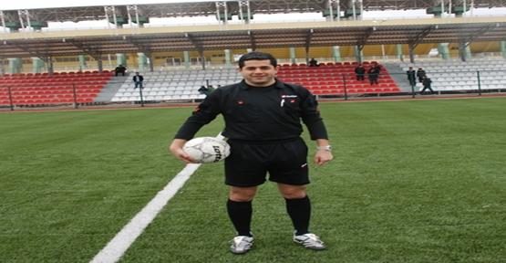 Gerginci Kayseri Erciyes maçını yönetecek