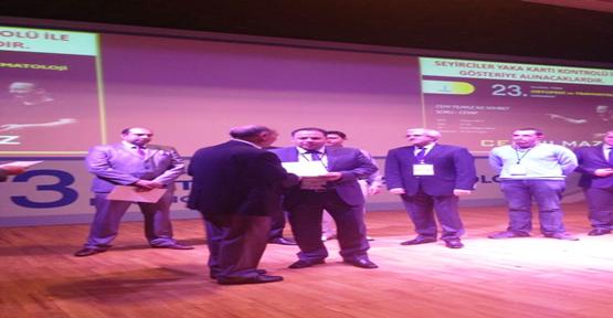 Harran Üniversitesi Doktorlarına Birincilik Ödülü Verildi