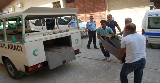 Hayati Harrani'de Bir Kadın Silahla İntihar Etti