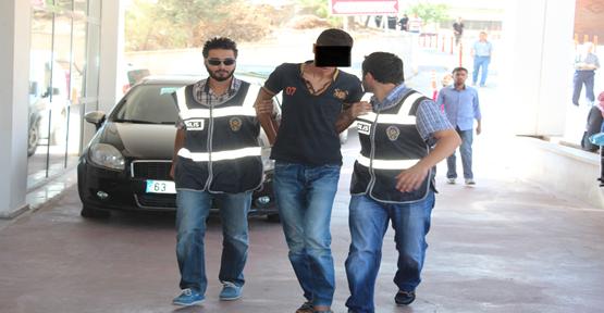 İnşaat Hırsızları yakalandı