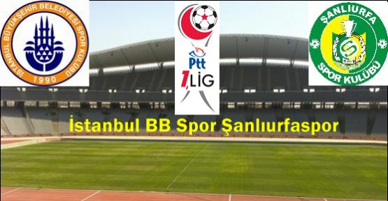 İstanbul BB  Spor 2-1  Şanlıurfaspor