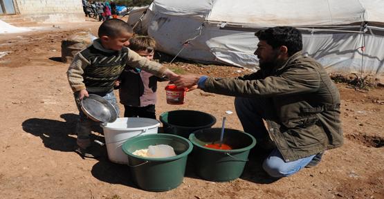 Kış Suriyeliler'i endişelendiriyor