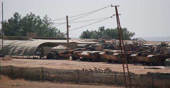 Kobanide sınırında Tedirgin Bekleyiş Sürüyor