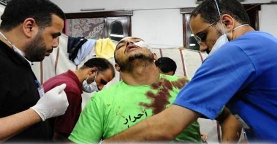 Mısır'da Katliam: 120 Ölü