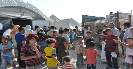 Mültecilere Buzdolabı