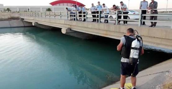 Otomobil Sulama Kanalına Devrildi: 3 Ölü, 2 Yaralı