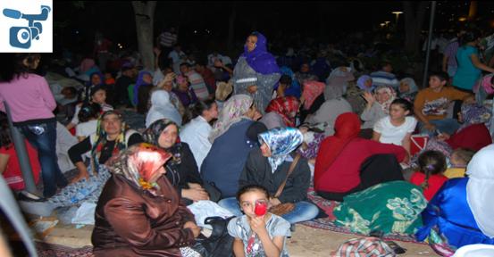 """""""Peygamberler Şehri""""nde Kadir Gecesi"""