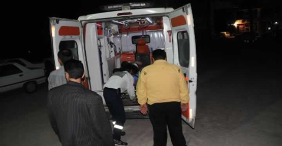 Rasulayn'da Çatışma 2 Yaralı