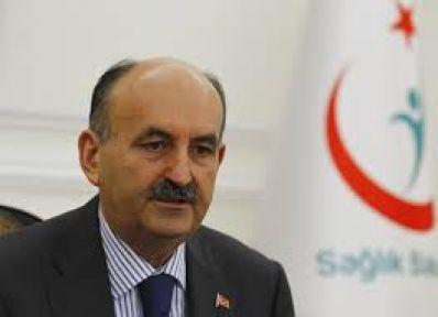Sağlık Bakanı Mehmet Müezzinoğlu Şanlıurfa'ya Geliyor