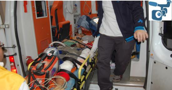 Saldırıda Çocuklarda yaralandı; 1 ölü 7 yaralı